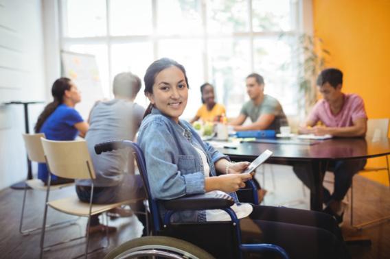 Service de rencontres gratuit pour handicapés