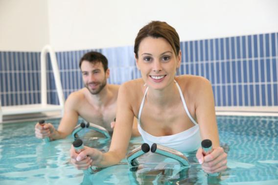 Découvrez l'aquabike avec Sport et Bien-Être