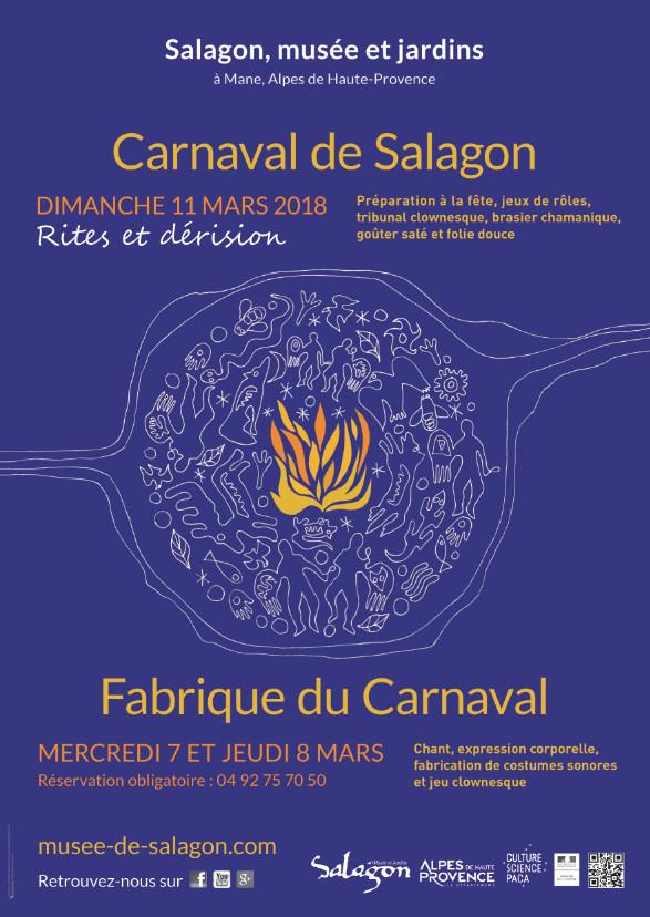 Le Carnaval de Salagon devient une tradition