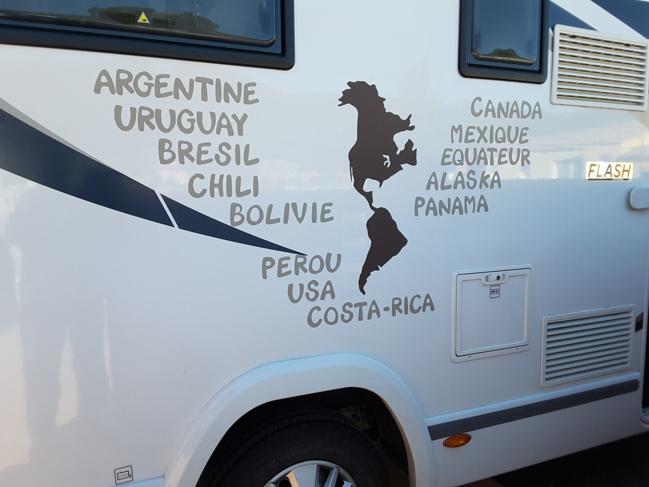 Un road trip en camping-car