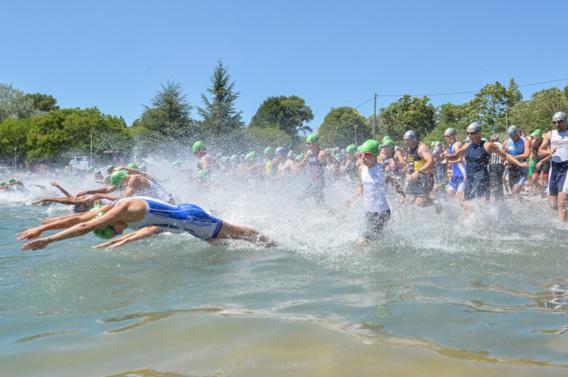 18e édition du Triathlon des Vannades-Manosque