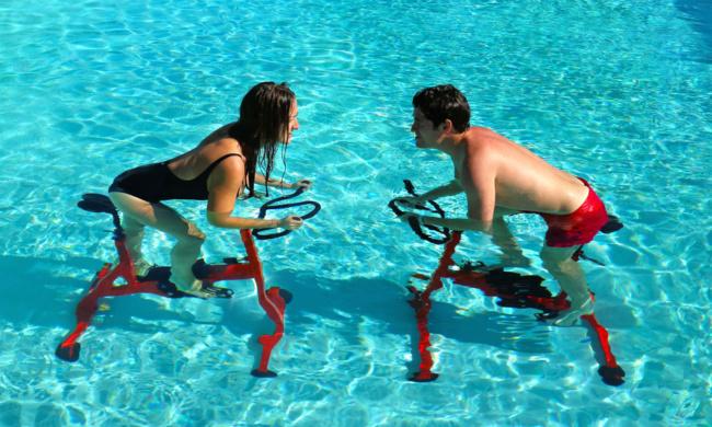 Les bienfaits de l'eau avec Sport et Bien-Être