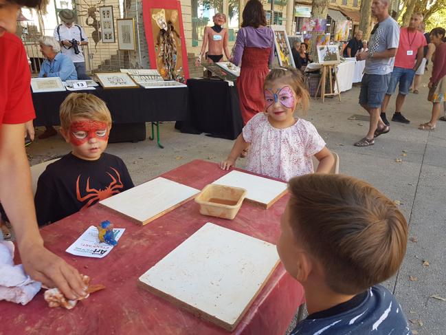 Le Festival Étend'Art est lancé à Manosque