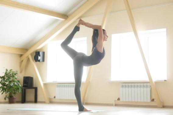 Quand le Yoga rencontre la danse