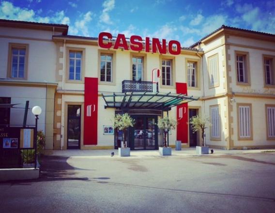 C'est Noël au Casino Partouche de Gréoux