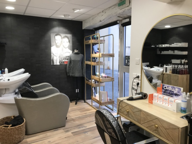 Le Salon by Fiona