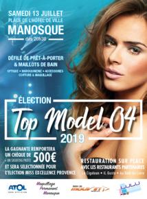 [MODE] Election Top Model 04 - Manosque