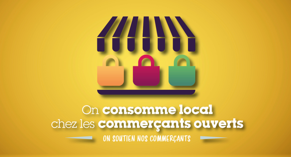 On consomme local !