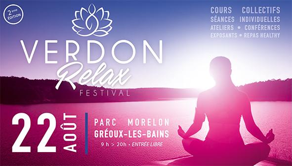 Verdon  relax festival  edition 2020 !