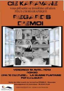 REGARDS D'ÉMOI - Création chorégraphique