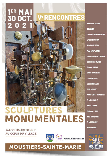 [Sculpture] Sculptures  monumentales :  Vème rencontres !
