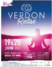 [Bien-être] Verdon Relax Festival revient pour la 3ème année !