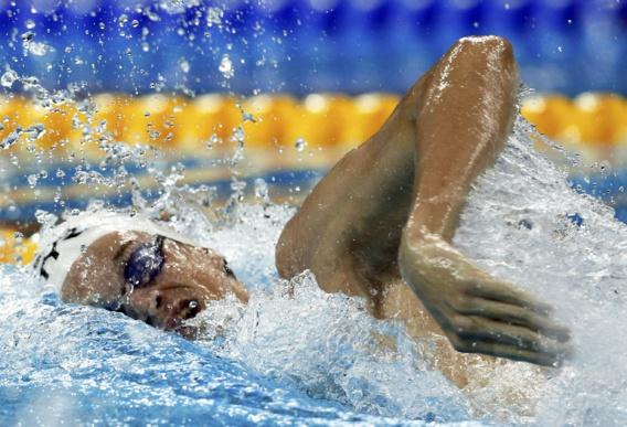 La natation, un sport complet