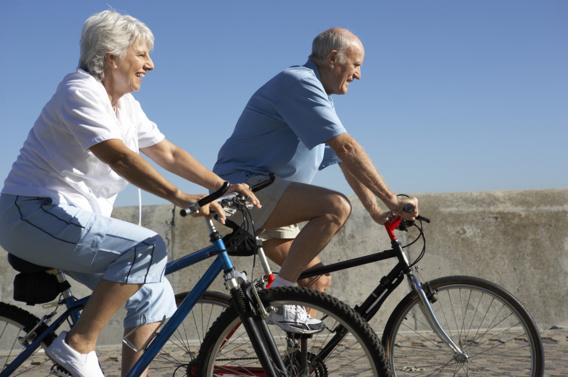Ostéoporose, le sport peut vous aider