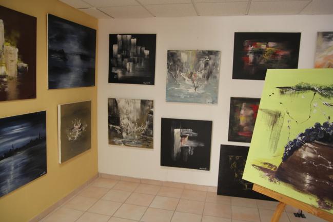 Éric Laurent a sa galerie