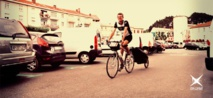 Un tour de France à vélo