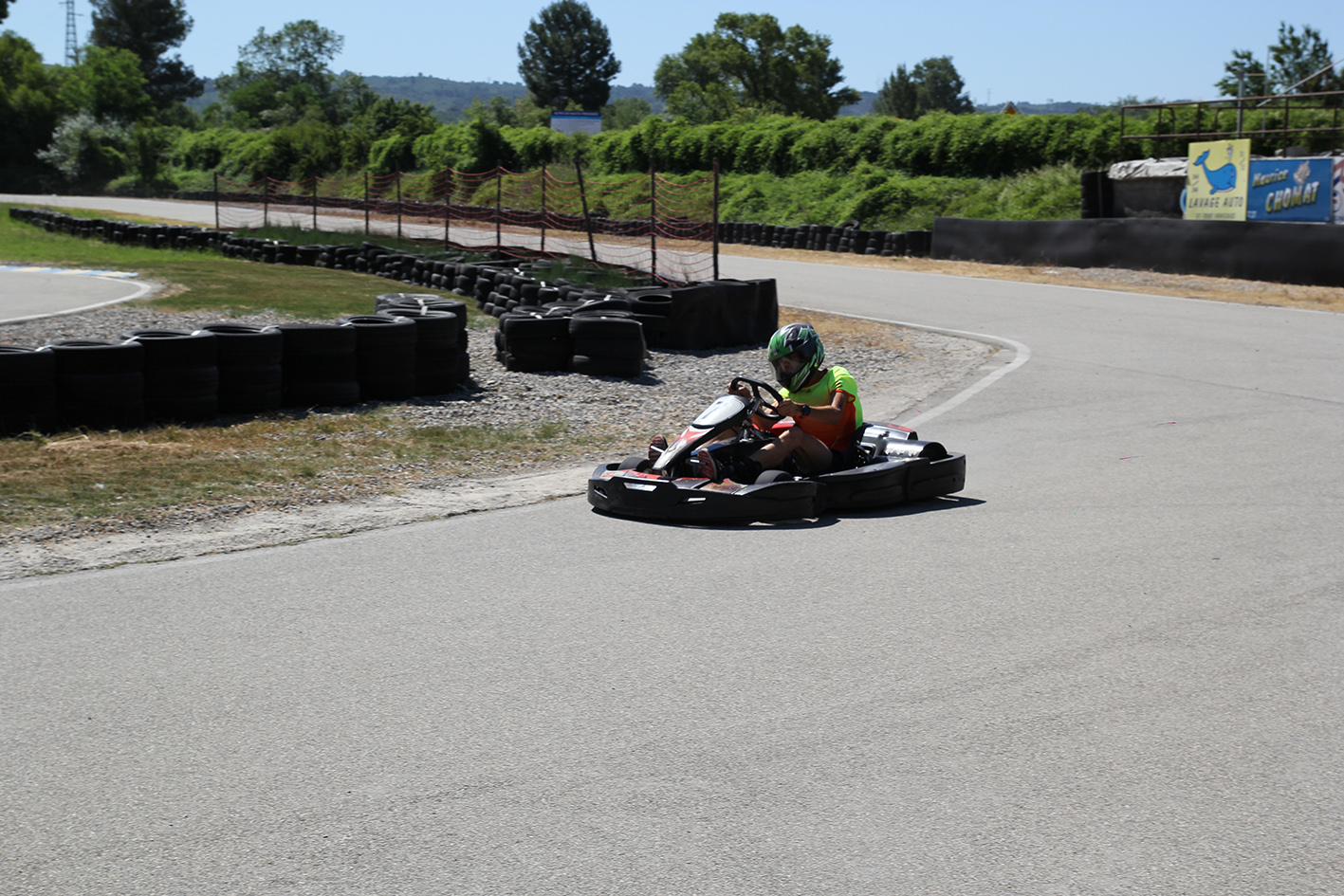 karting manosque