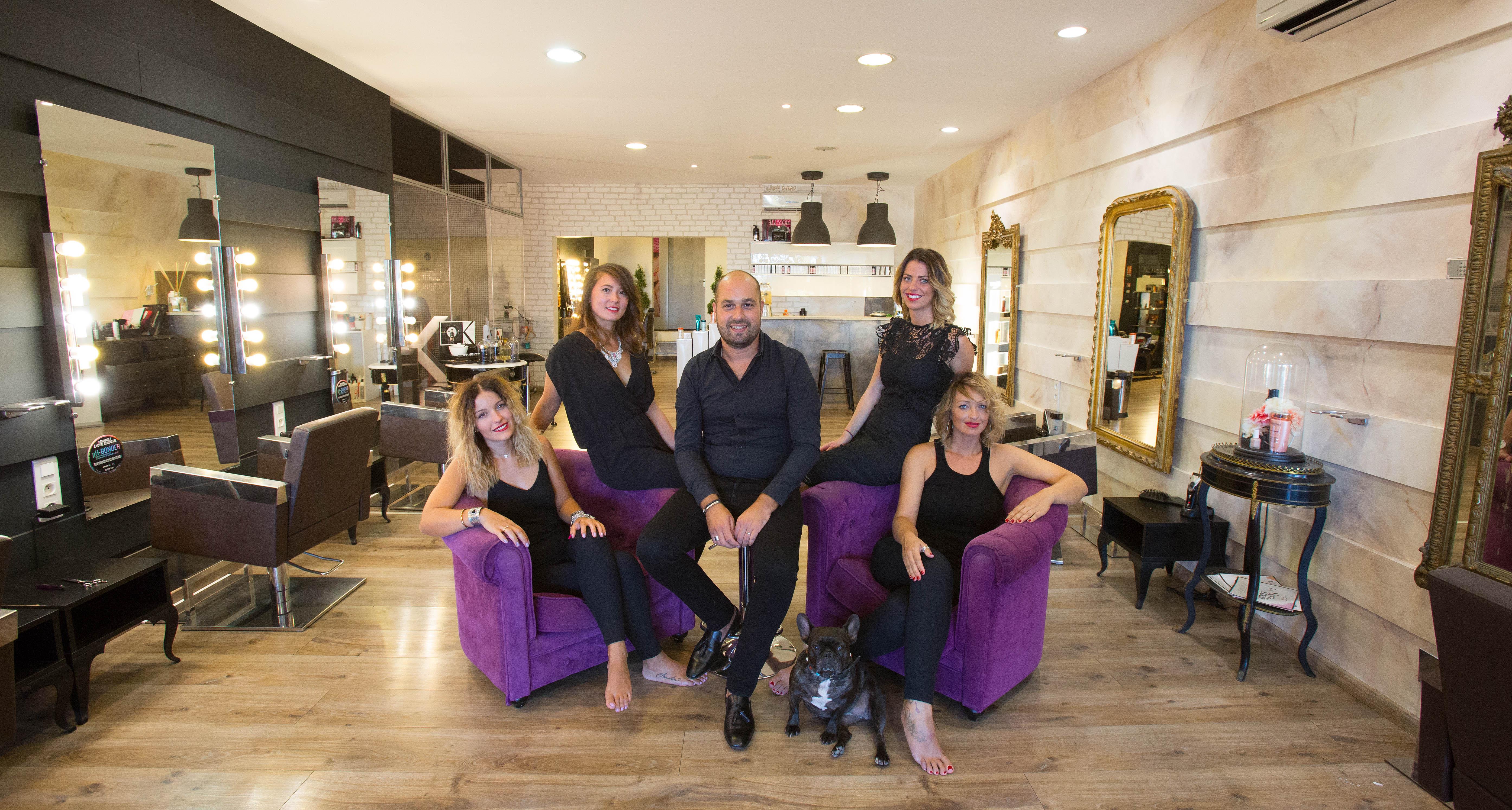 Laurent G. Maison de coiffure
