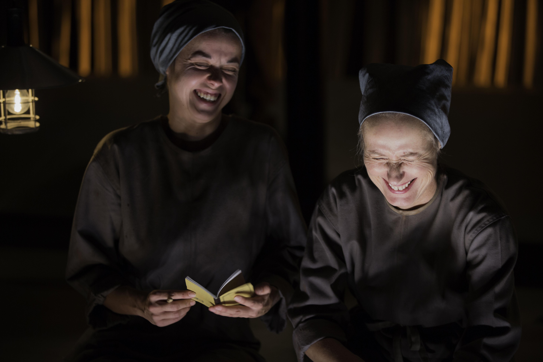 [Théâtre] Les Filles aux mains jaunes