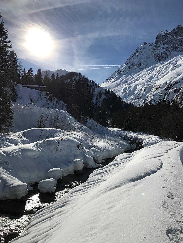 Bas alpins à l'étranger : Thierry Clemens en Suisse
