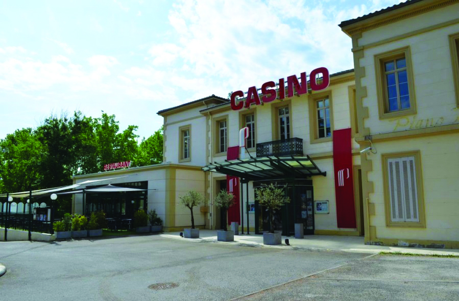 L'été approche au casino