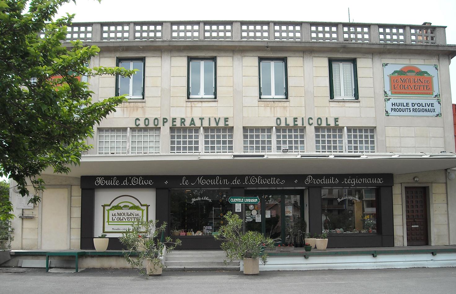 Moulin de l'Olivette, au coeur de la Provence.