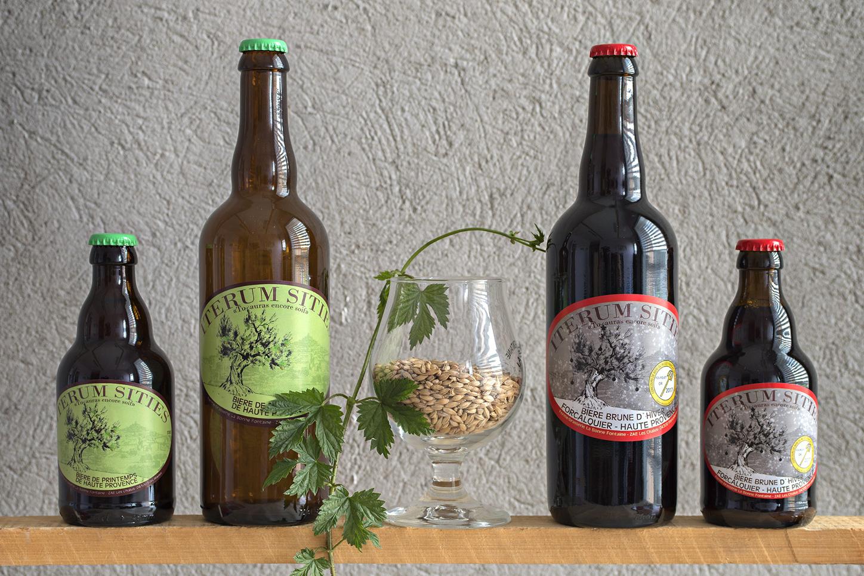 Découvrez les bières artisanales de la Brasserie La Bonne Fontaine