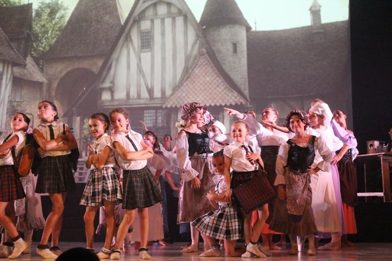 Un vent de fraîcheur à l'Atelier de la danse
