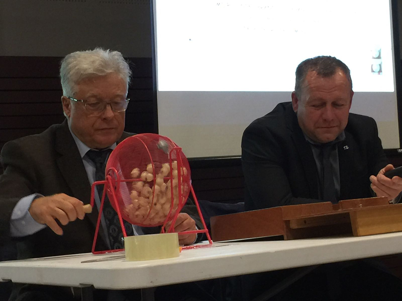 Le Lions Club fait son loto à Manosque