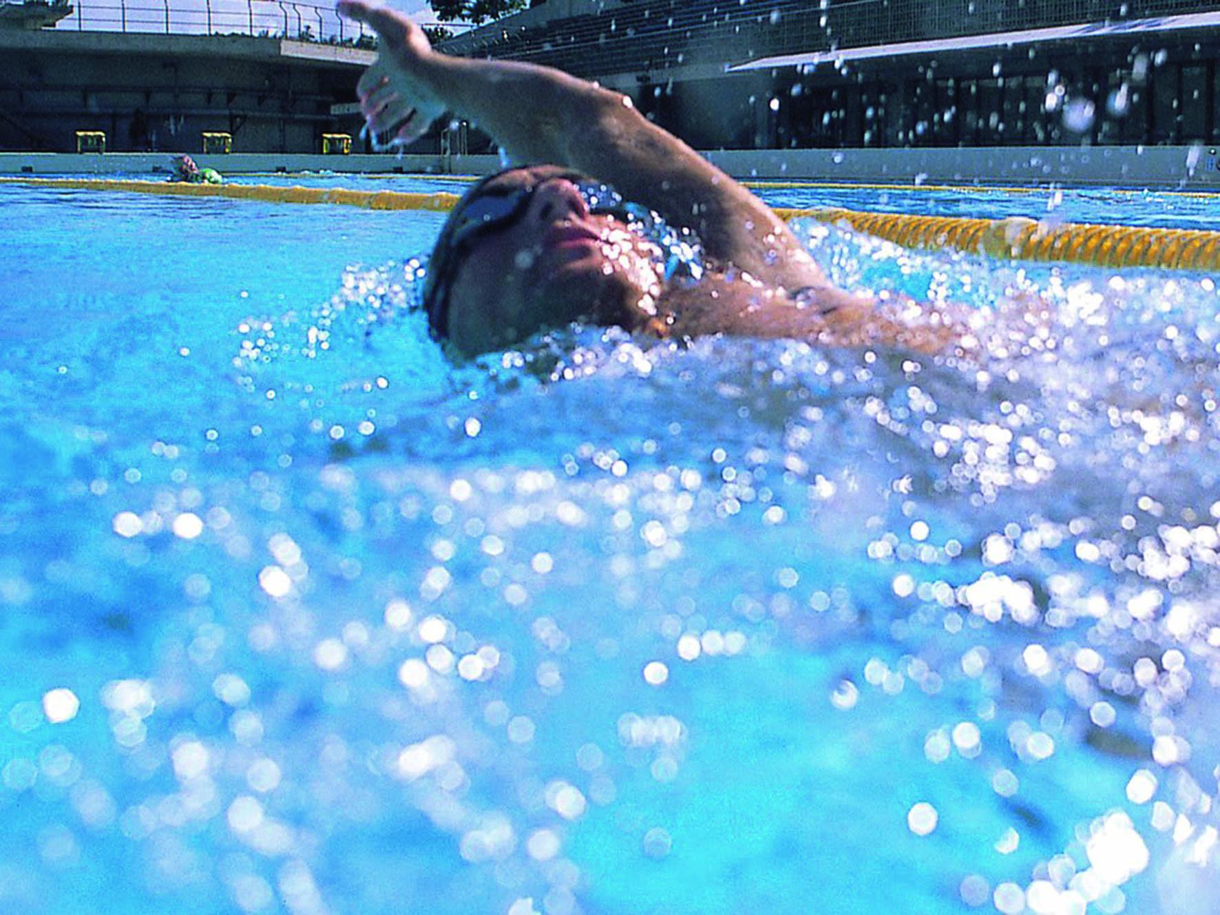 Résolution N°1: se mettre à la natation