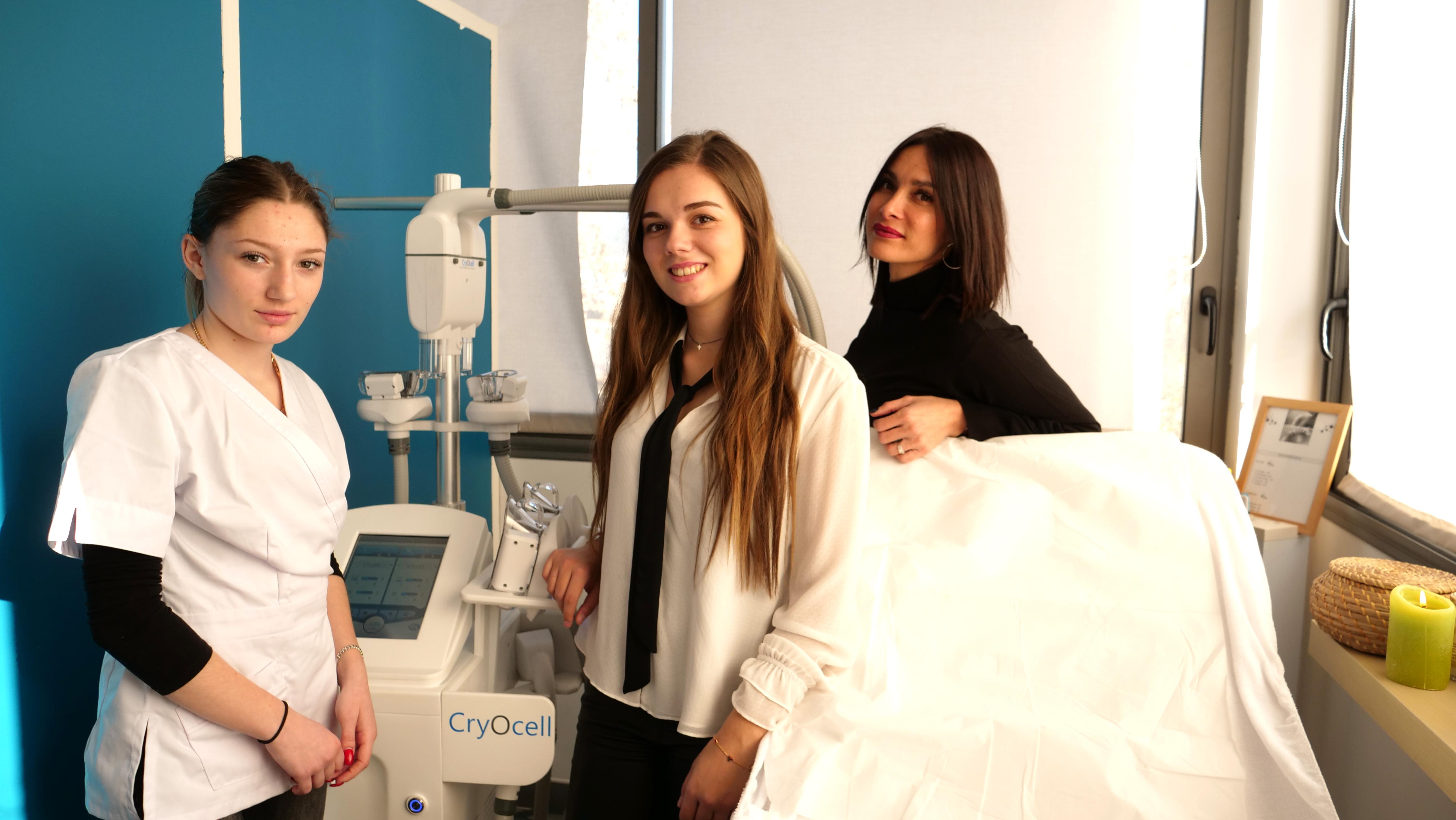 Le CryoCell chez Beauty Shop Esthetic Manosque