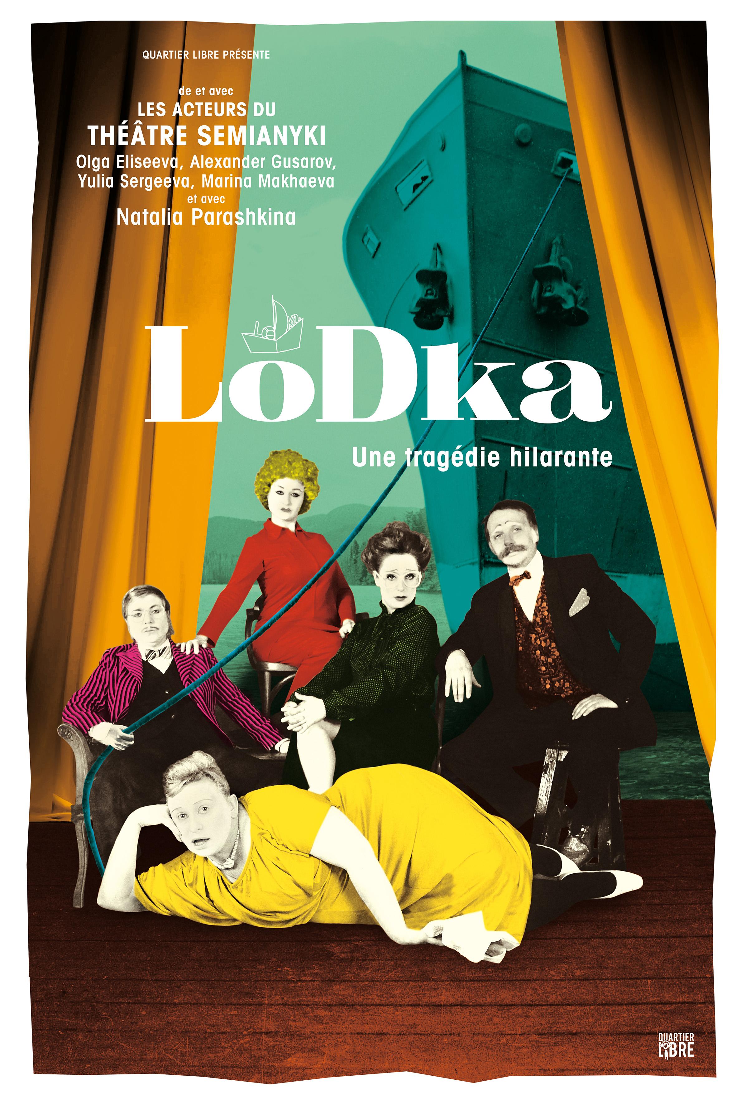 LoDka au palais des congrès de Digne