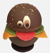 Pâques se prépare chez joël Vilcoq  chocolatier!