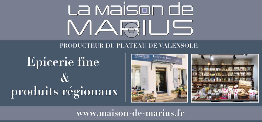 Envie de déguster de bons produits locaux ? La Maison de Marius à Valensole à tout ce qu'il faut !