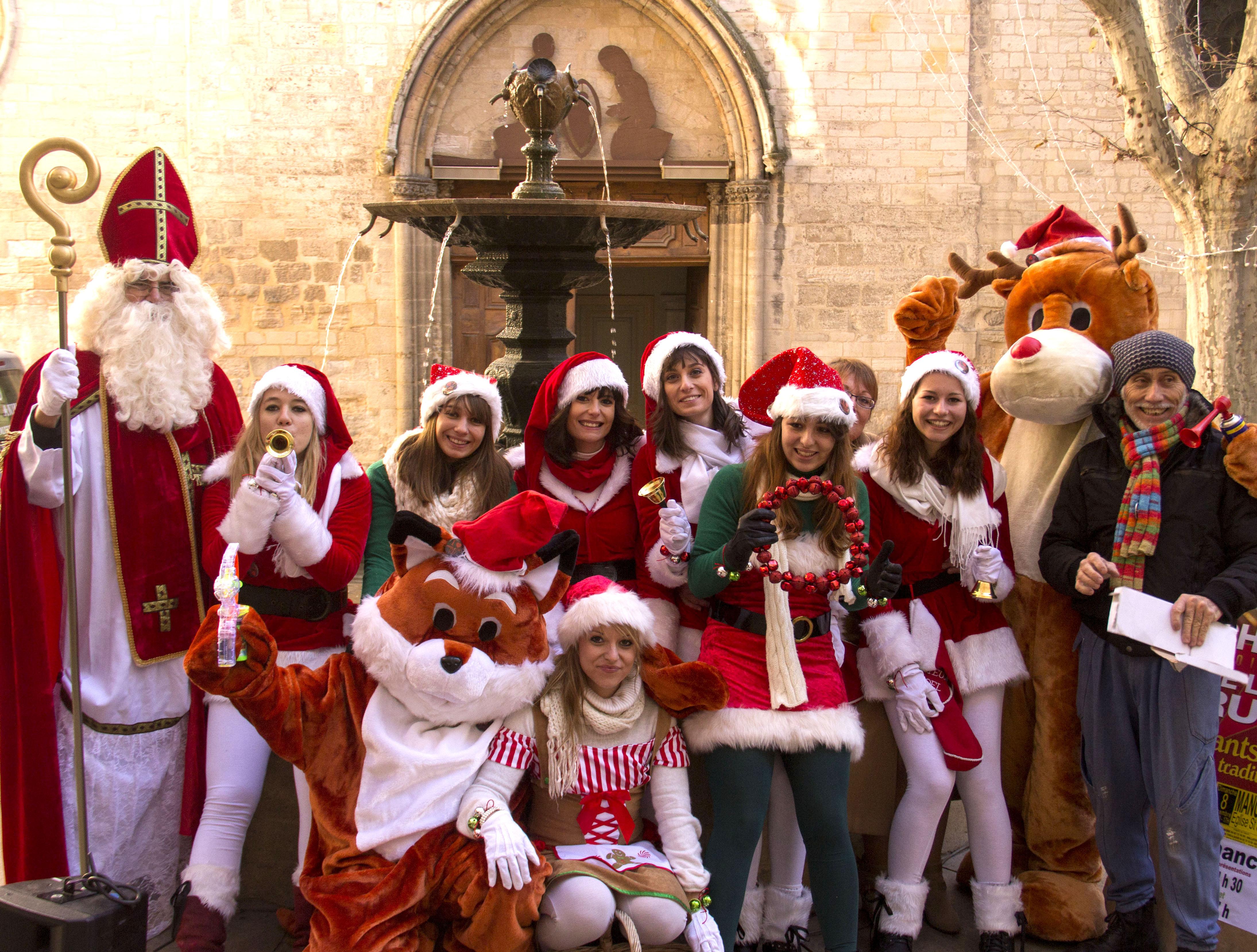 Une belle réussite pour la Parade de Noël Mouv'in