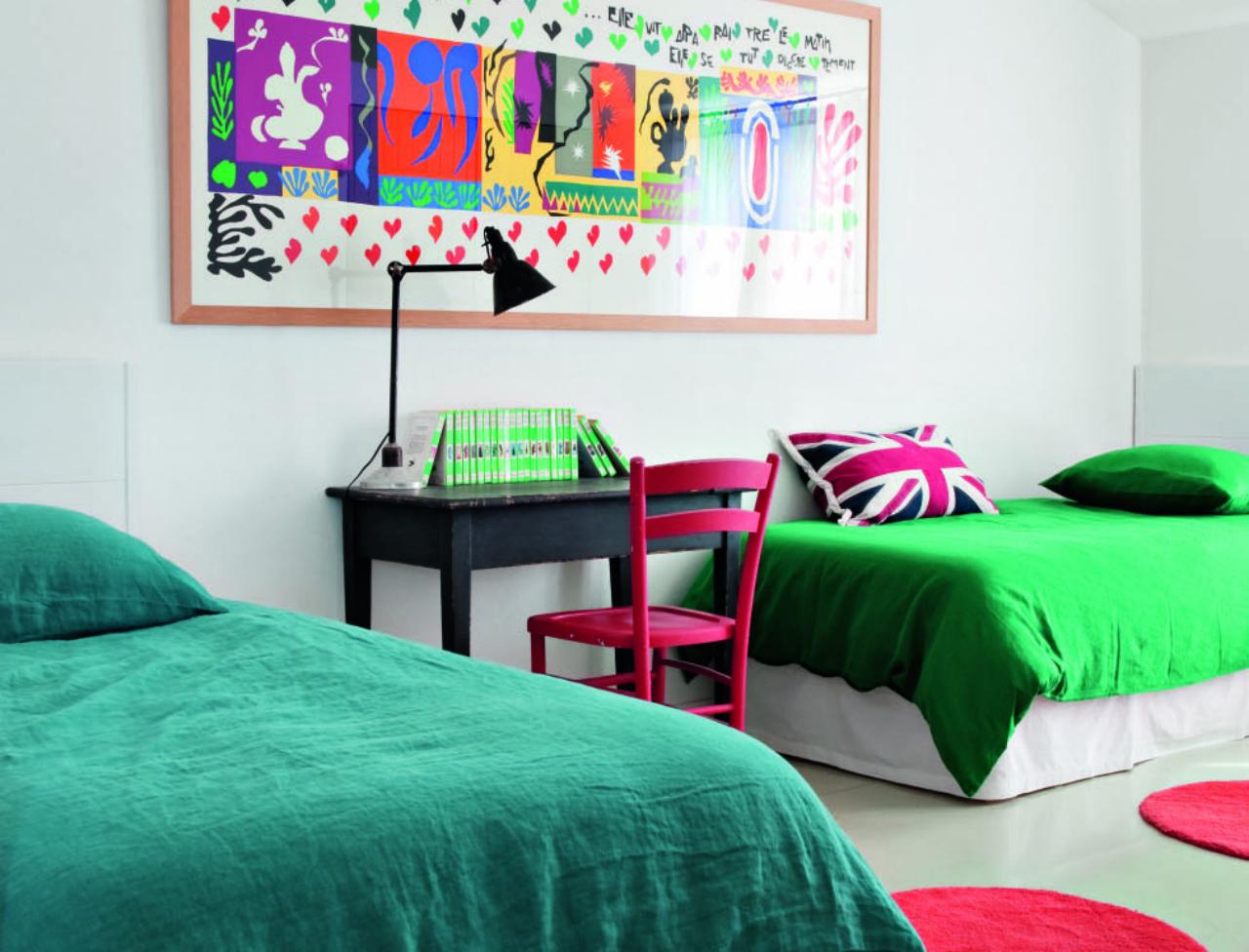 Chambre feng shui pour une ann e scolaire zen et r ussie - Orientation du lit pour un bon sommeil ...