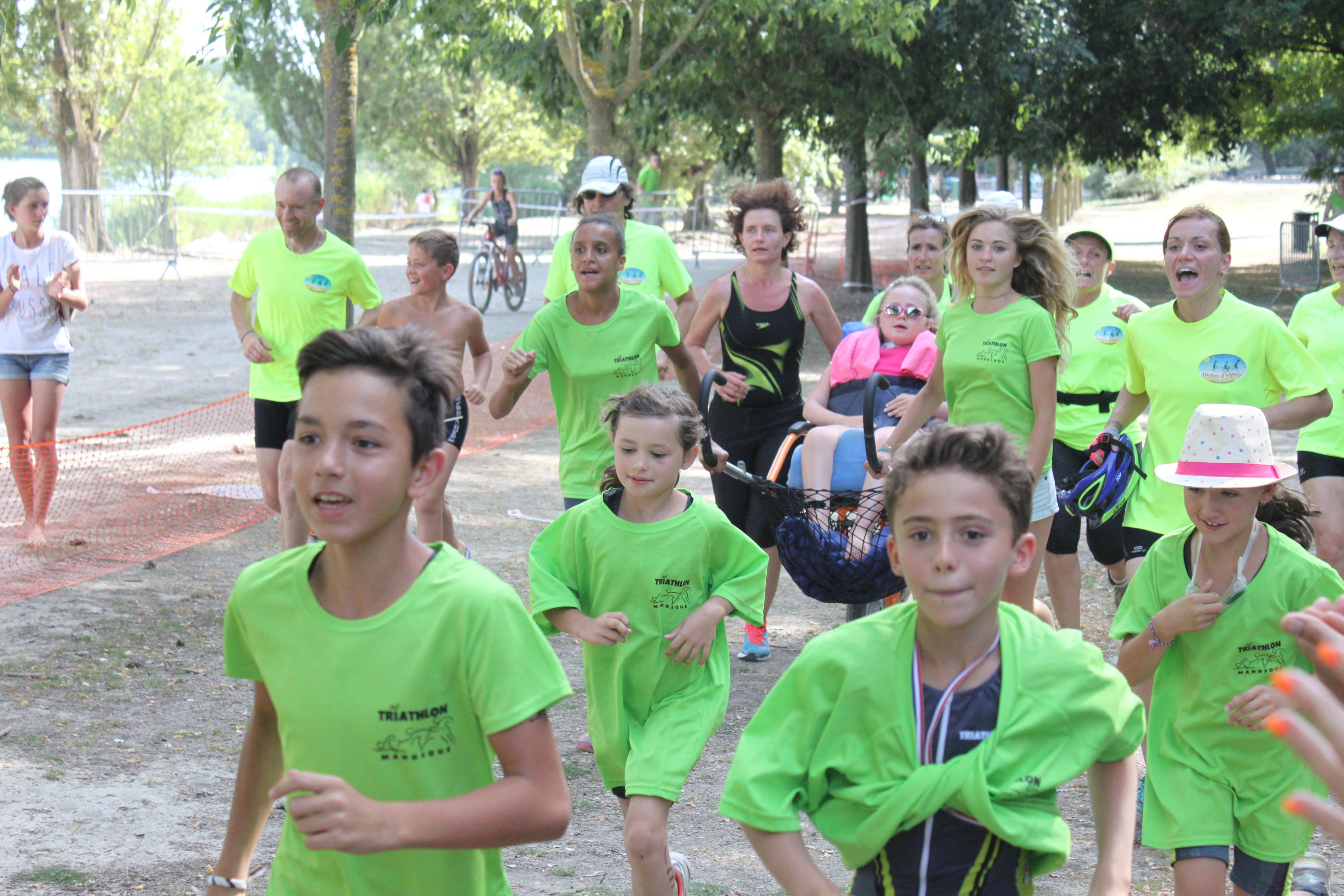 triathlon manosque