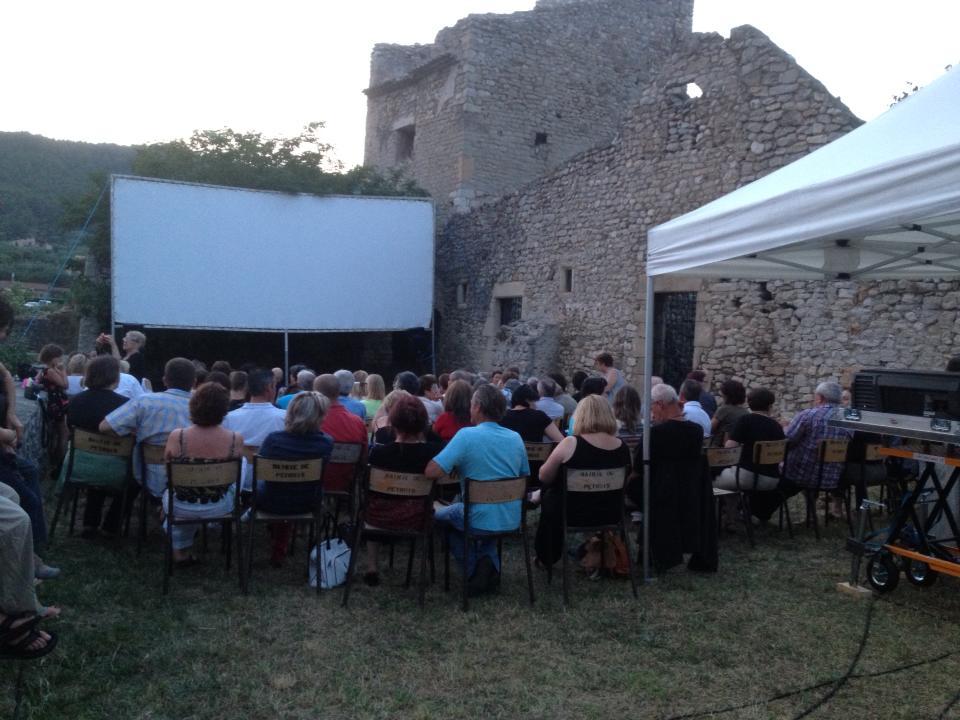 Un été bien rempli pour le Cinéma de pays