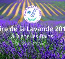 96ème foire-expo de la lavande à Digne-les-bains