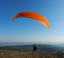 Notre Haute-Provence vue d'en haut