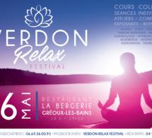 VERDON RELAX FESTIVAL à Gréoux