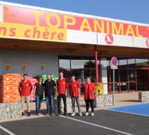 Top Animal, le supermarché des animaux