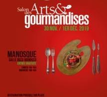 2ème Salon Arts et Gourmandises - Manosque