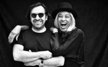 André Manoukian et Malia à Manosque