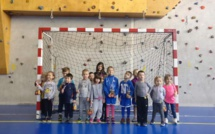 À la découverte du handball