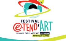 Etend'art 2020 : un festival en ligne et in situ !