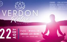 Magazine Mouv'in Partenaire du 2ème Verdon Relax Festival
