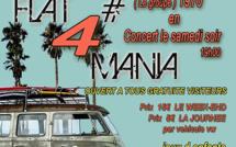 C'est ce week-end à la Brillanne: Flat 4 mania, rassemblement vw et voitures anciennes
