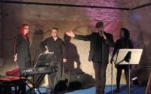 James FONTAINE, Thomas STABILE, Nell SIN en concert trio à Danse l'ombre