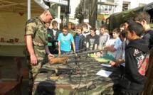 5e Forum des métiers de la défense
